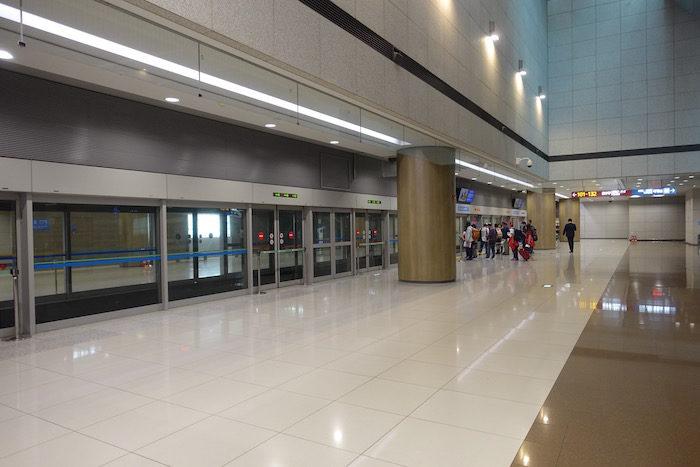 韓国ソウル 仁川国際空港 電車